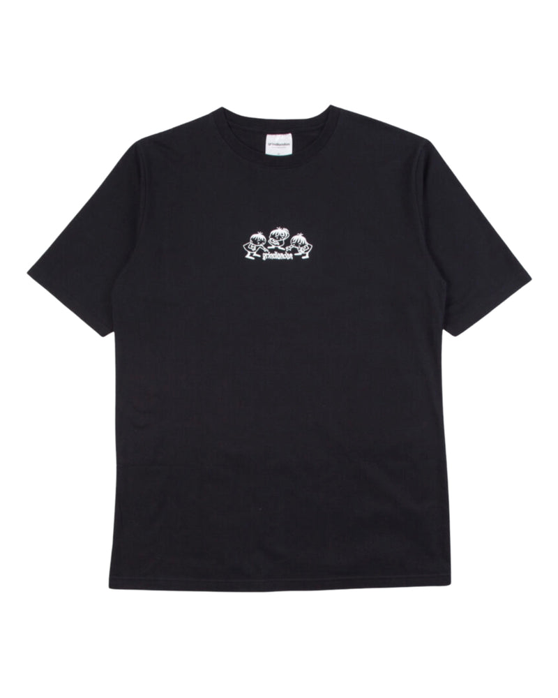 SS 21 Grow Bros Tee, Black