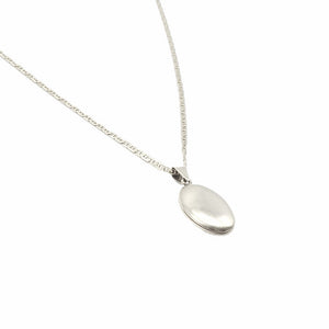 Reminiscence Necklace, Silver