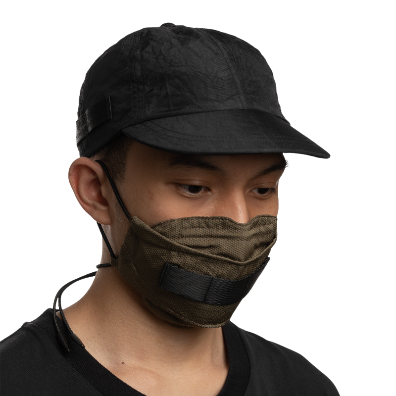 MSK-01 Face Shield, Carbon Earth