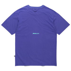 Shadow Engineers Engine Tee, Purple