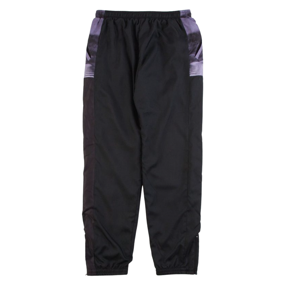 Diffraction Track Bottom  Pants, Black