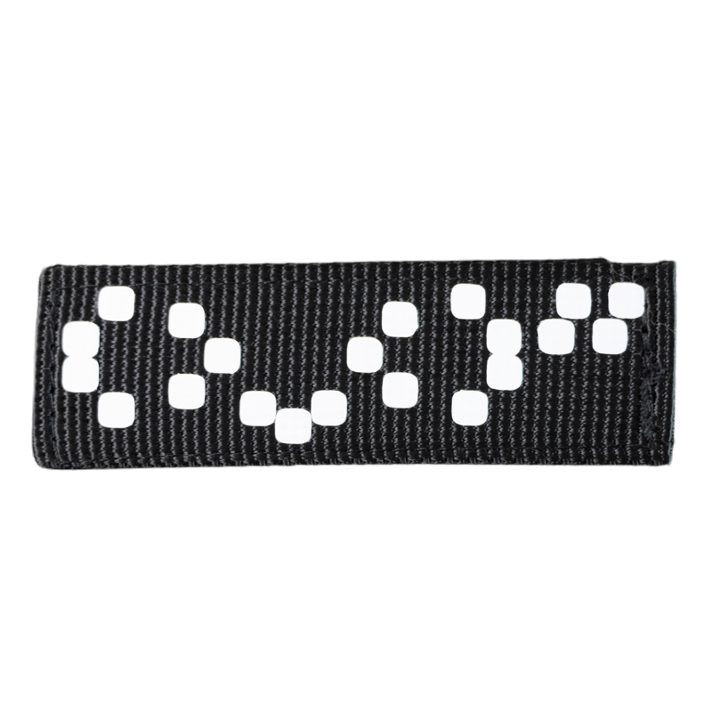 Qwerty Patch Set, Black