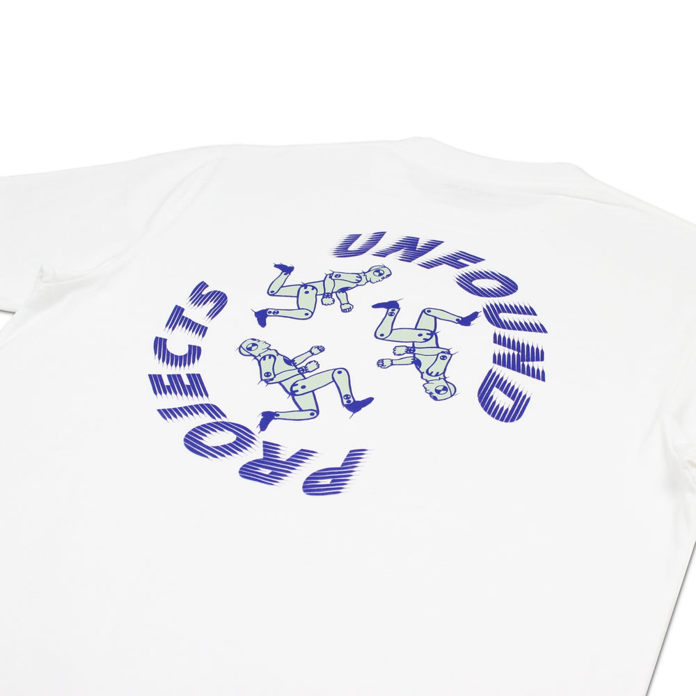 Load image into Gallery viewer, Cyber Tee, White