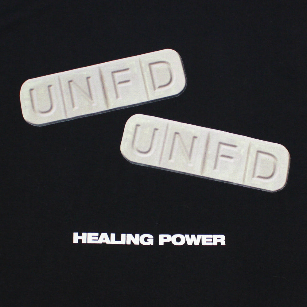 Load image into Gallery viewer, Healing Power Tee, Black