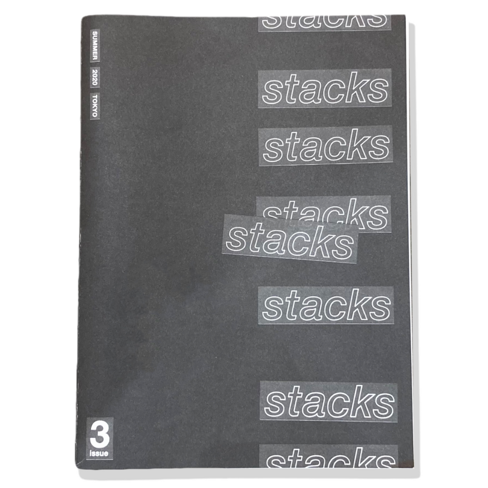 Stacks Issue 3 Book
