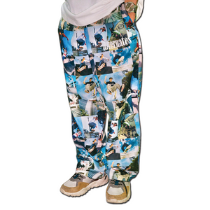 Trousers Skater Pants,Multi Color