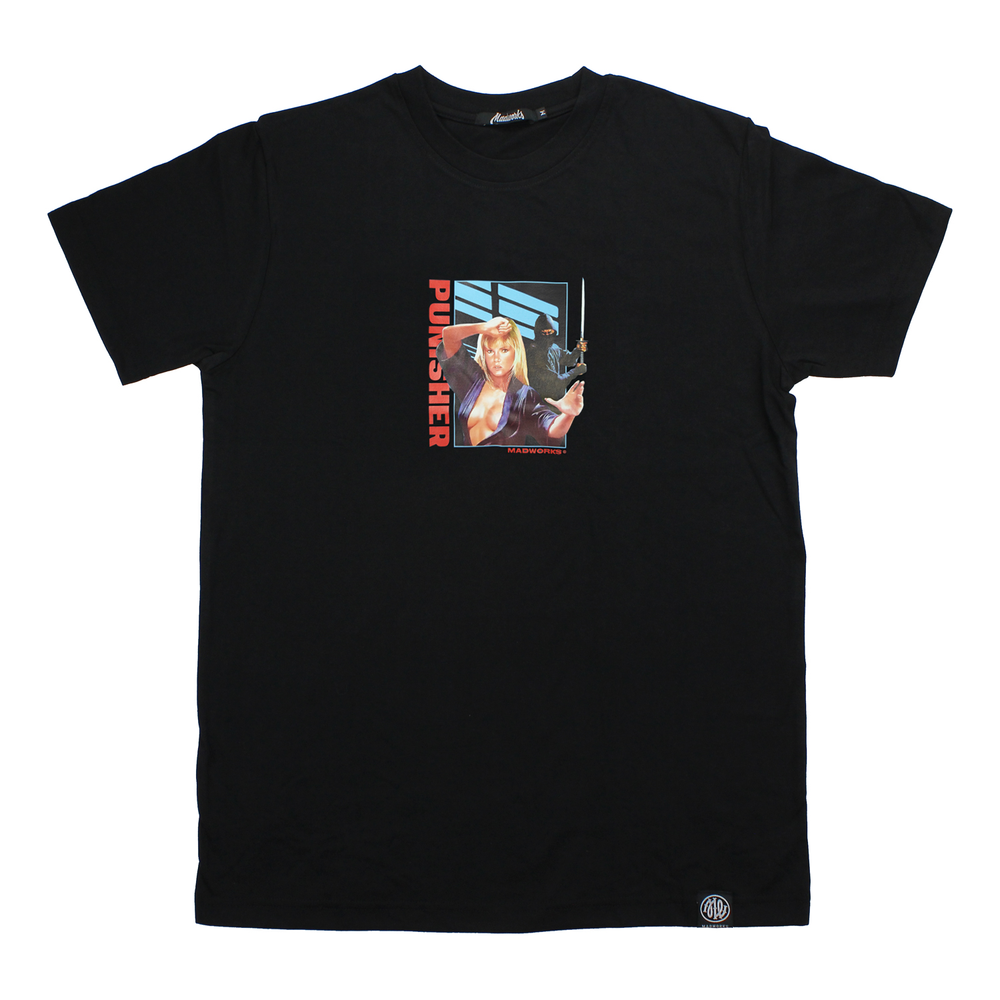 Punisher Tee, Black
