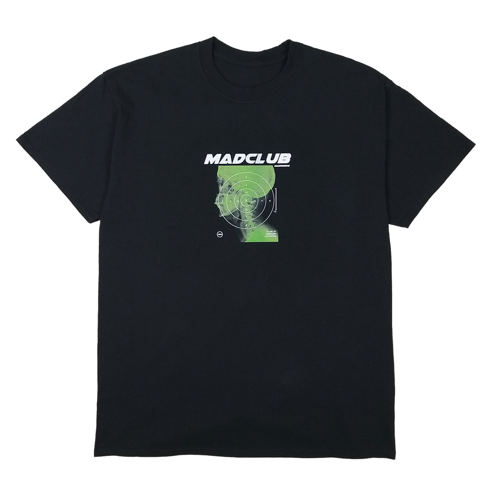 Load image into Gallery viewer, Mad Club Tee, Black