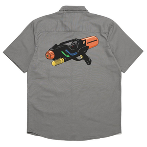 Load image into Gallery viewer, Spring/Summer Water Gun Shirt, Grey