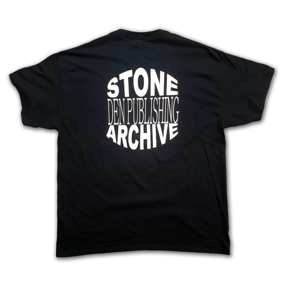 Arc Tribe Stone Tee, Black