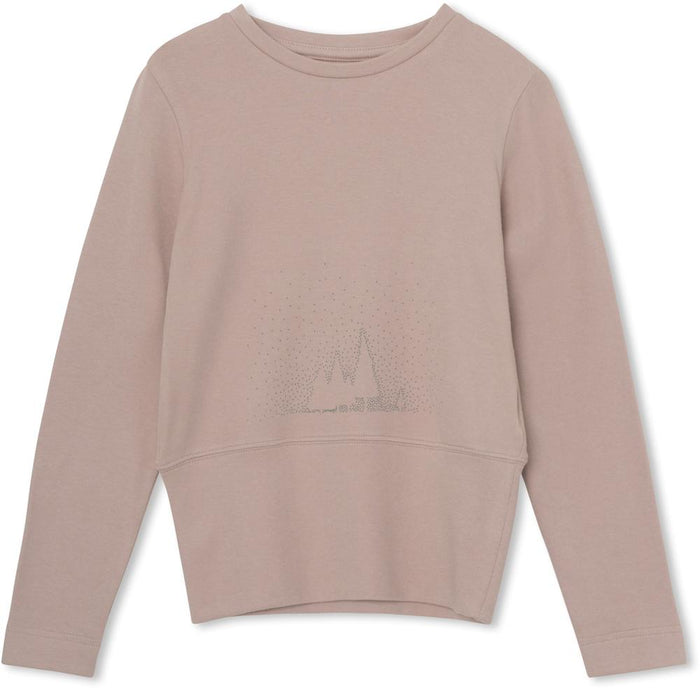 MINI A TURE BENDIE T-SHIRT - CLOUDY ROSE