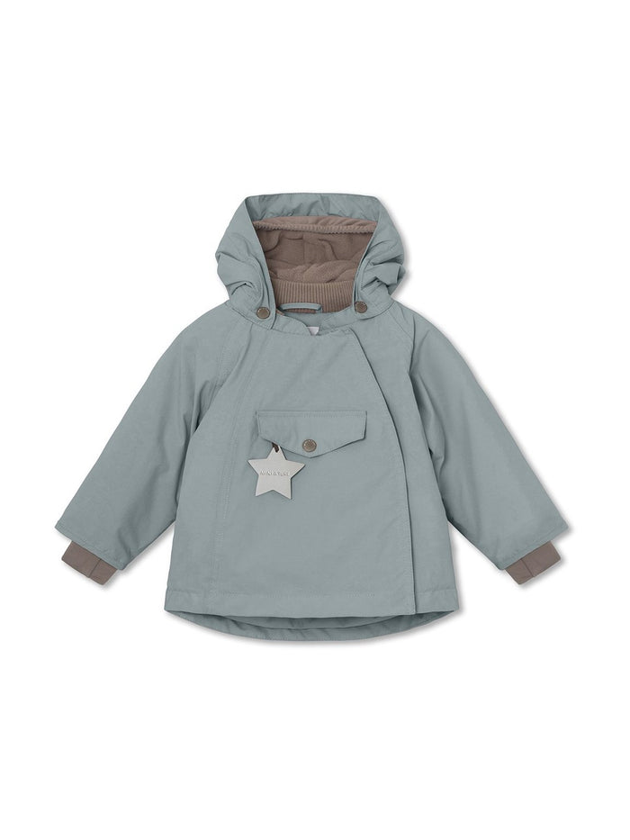 MINI A TURE Wang winter jacket - Trooper Blue