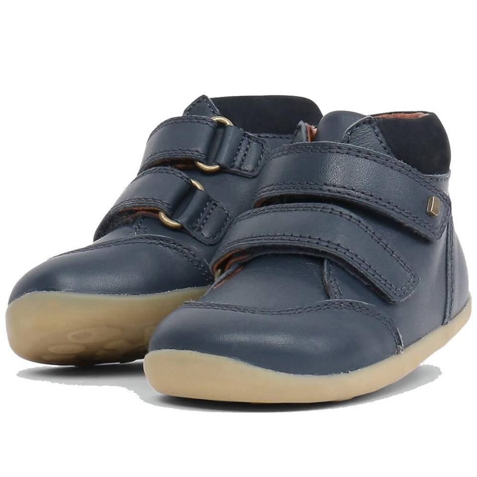 Timber Boot Navy - Step up