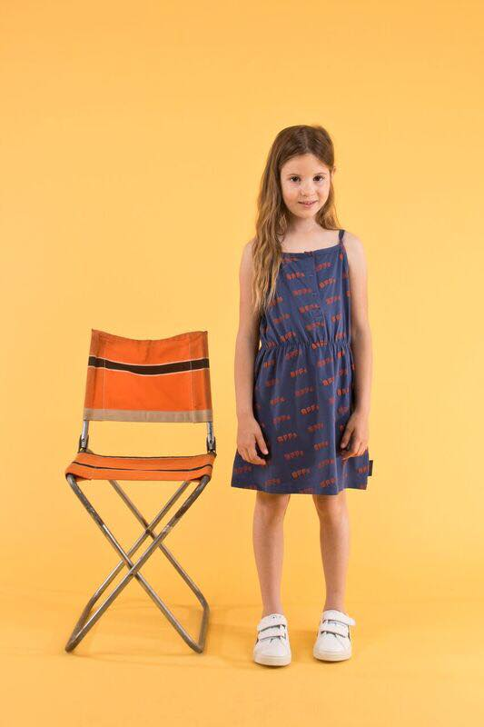 BFF's Dress Light navy/sienna