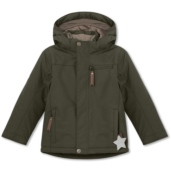 MINI A TURE Vesty winter jacket - Forest Night