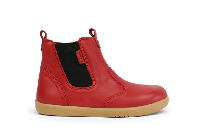 Jodhpur Boot Red