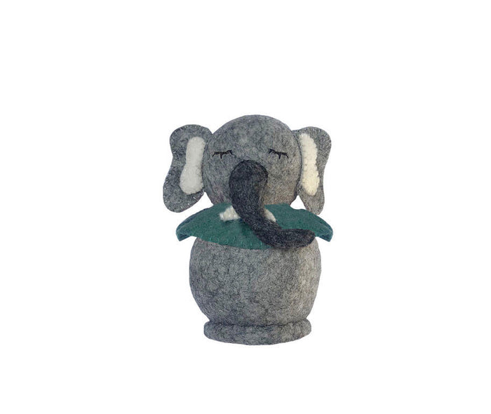Gamcha Elephant - Dusty Green