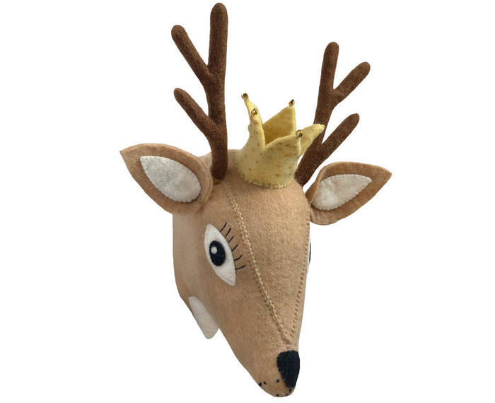 Gamcha Deer - Wall Mount