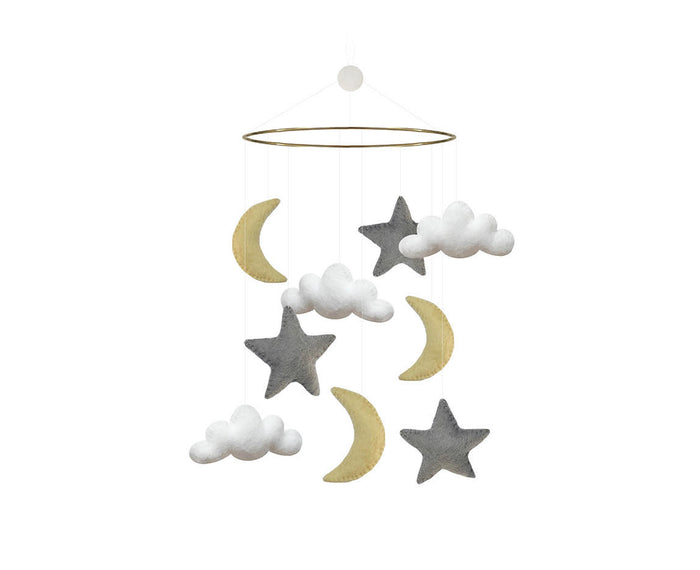 Gamcha Cloud, Moon, Star - Mobile