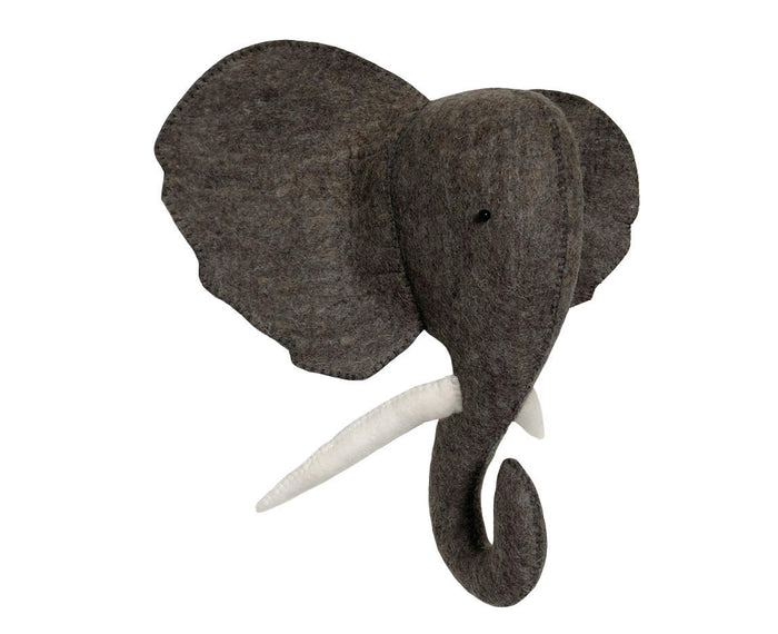 Gamcha Elephant - Wall Mount
