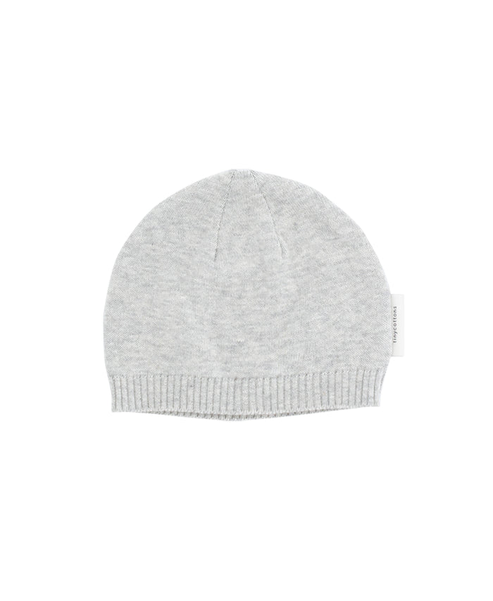 SOLID HAT LIGHT GREY HEATHER