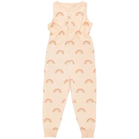 'RAINBOW' JUMPSUIT CREAM