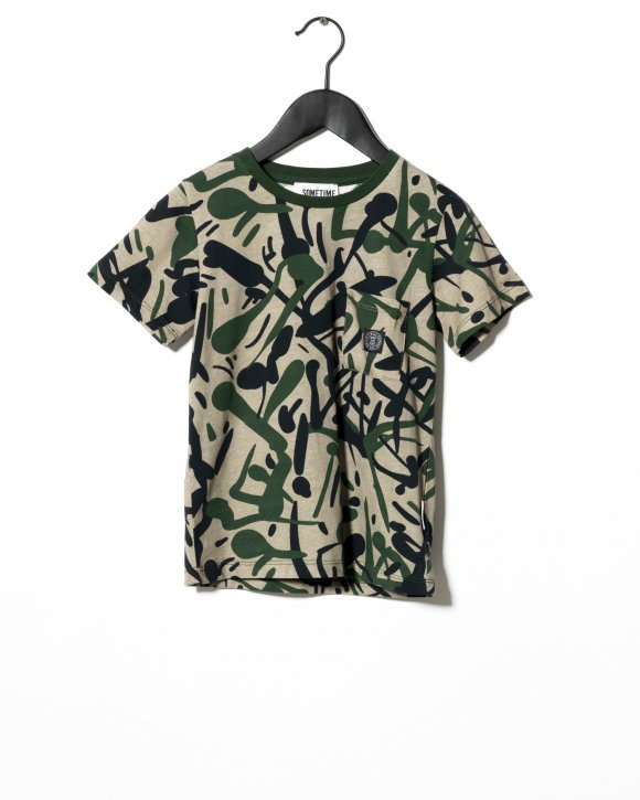Anthony T-shirt - Camo