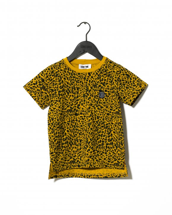 DELANO T-SHIRT - YELLOW