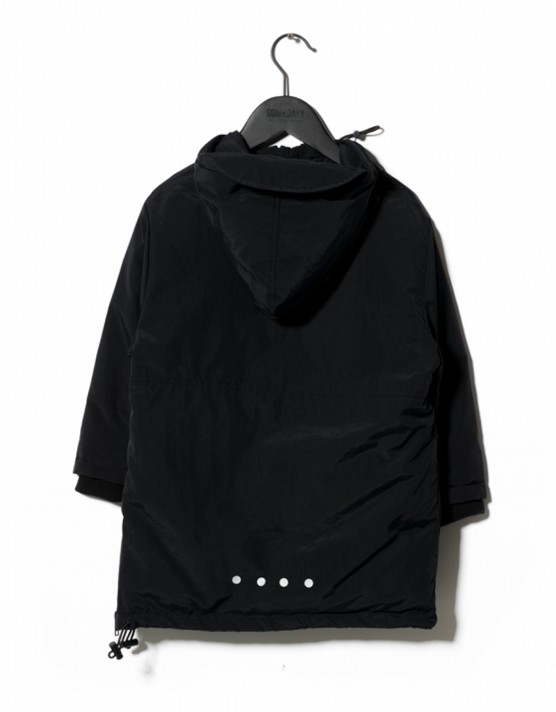 Trail Anorak - Black