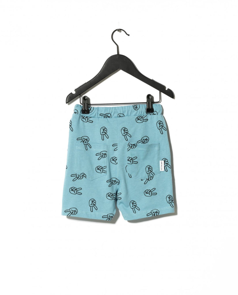 WILLOW SHORTS - BLUE