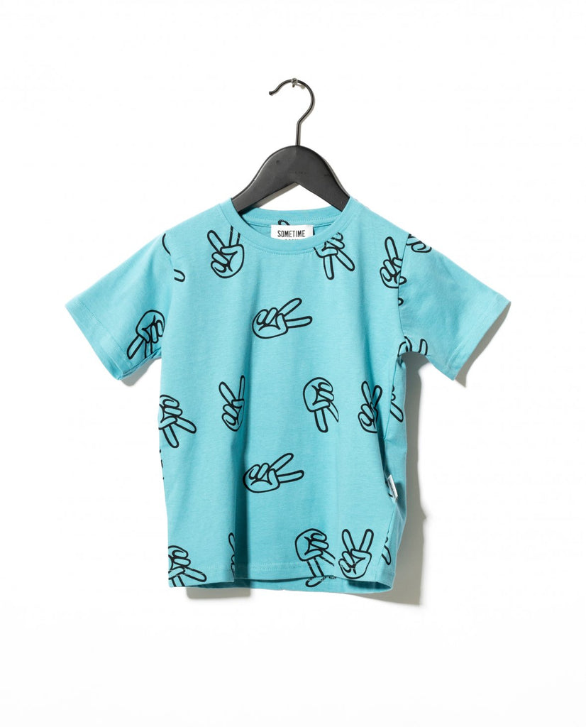 WILLOW T-SHIRT - BLUE