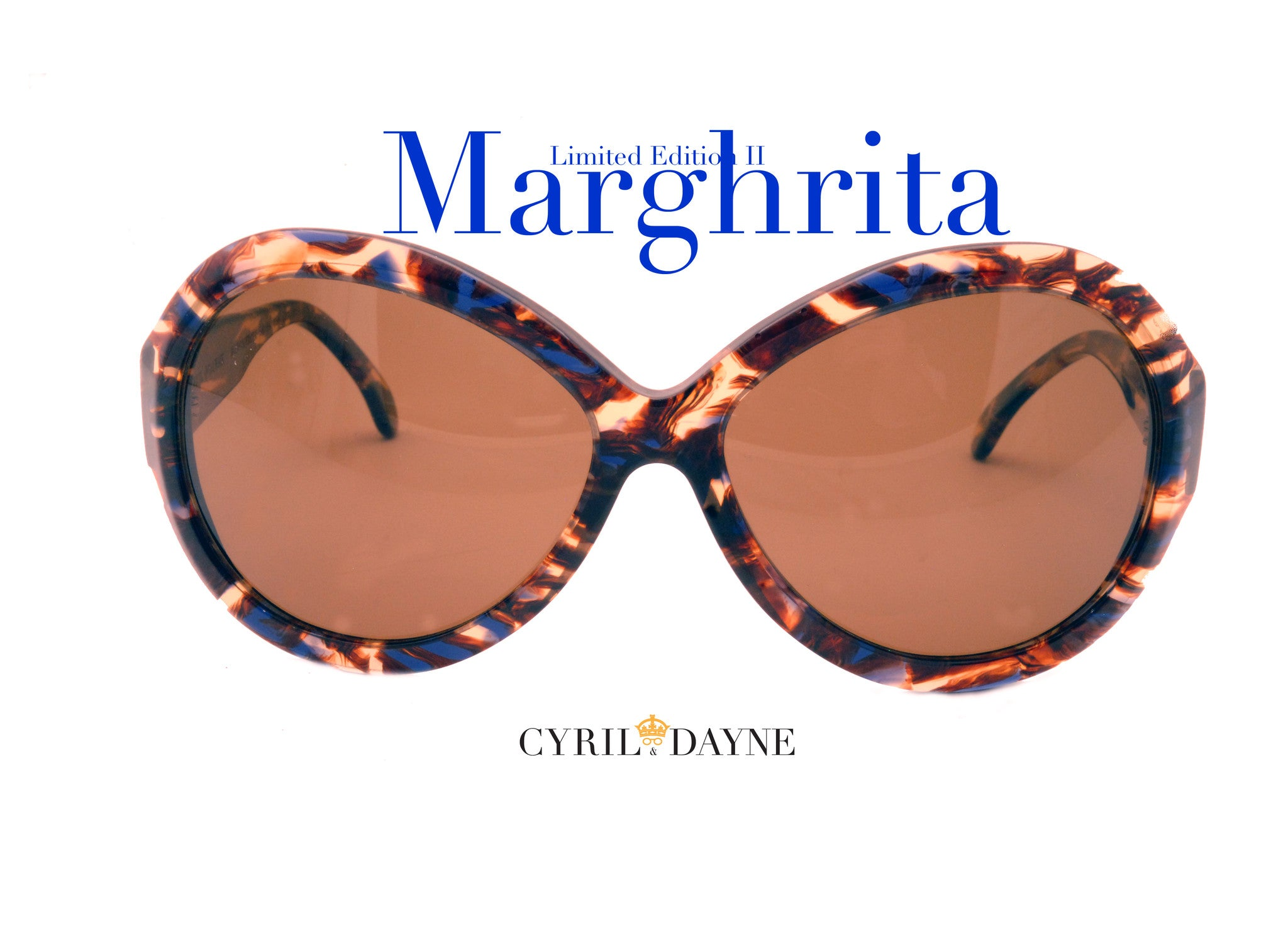 CD MARGARITA-LIMITED EDITION, Lens Brown Polarized,