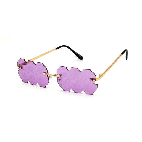 """Cash Money"" Fashion Sunglasses"