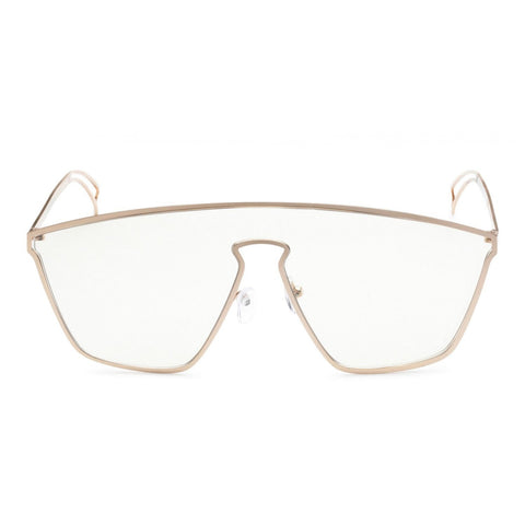 """High Life"" Clear Frame Eyewear"