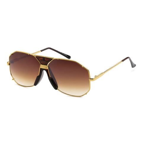 """MR. FOXY"" Aviator Sunglasses"