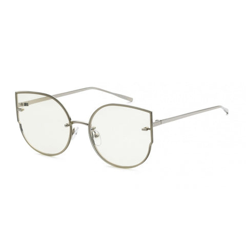 Cateye Metal Frame Glasses