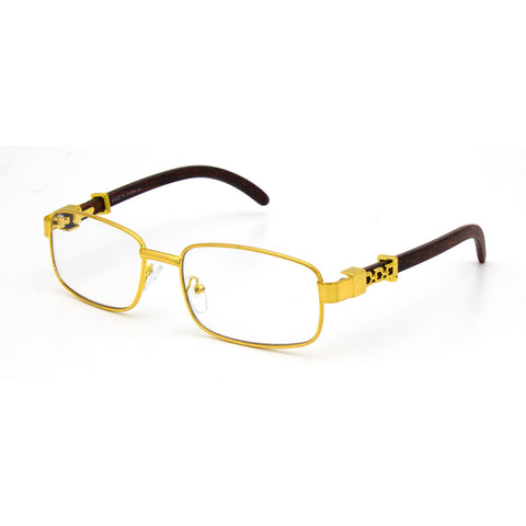 """DOPE"" Clear Men Frames - Weekend Shade"