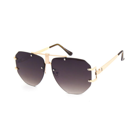 """Fancy Huh"" Aviator Shade - Weekend Shade"