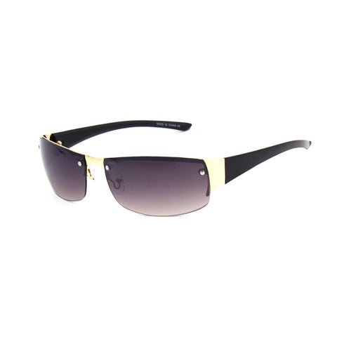 """High Lift"" Rimless Sunglasses - Weekend Shade"