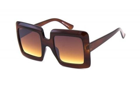 """Venus"" Square Trendy Fashion Sunglasses"