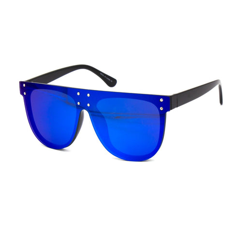 """NEW ME"" Reflective Sunglasses - Weekend Shade"