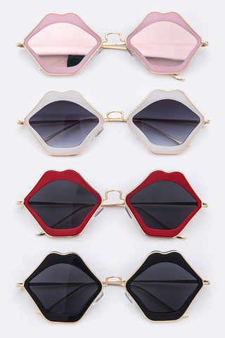 Iconic Lips Sunglasses