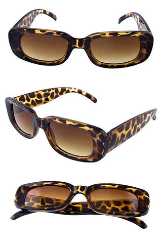 Retro Square Fashion Sunglasses