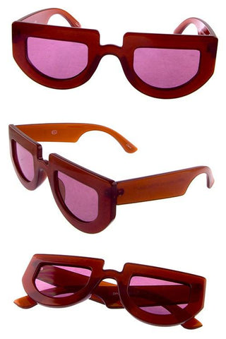 """POPULAR"" Cat-Eye Sunglasses - Weekend Shade"