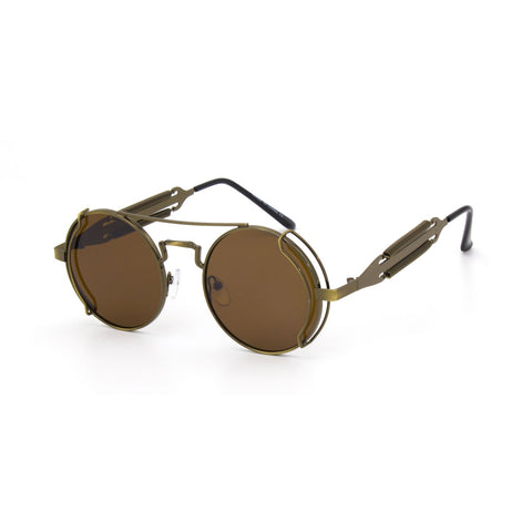 """TRIGGER"" Round Shades - Weekend Shade"