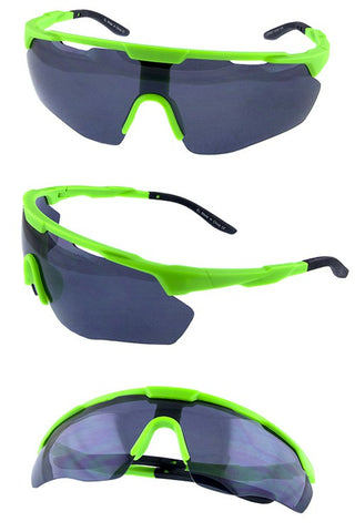 Motorcycle Sport Sunglasses - Weekend Shade