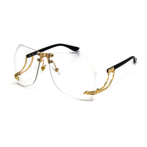 Round Avaitor Glasses
