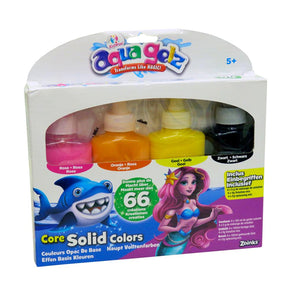 Playset Aqua Gelz Solid Colors CYP