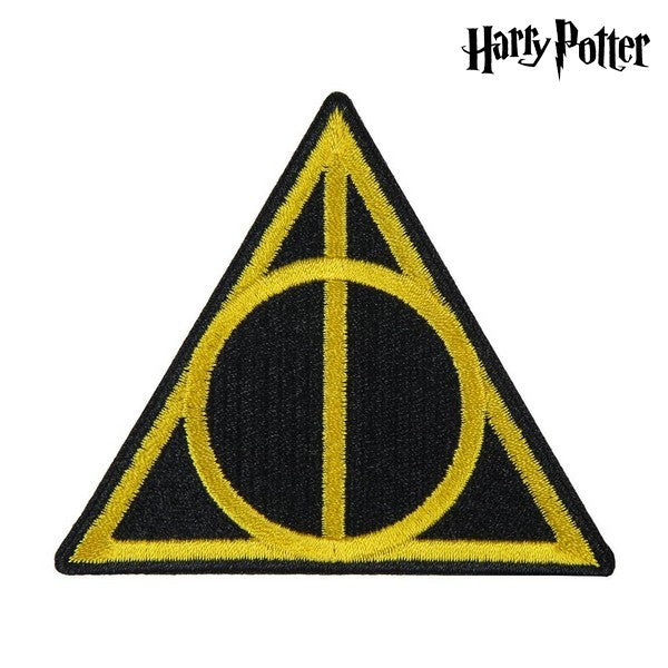 Toppa Harry Potter Giallo Nero Poliestere