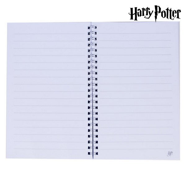 Quaderno con Anelli Gryffindor Harry Potter